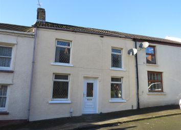 Thumbnail 3 bed terraced house to rent in Long Row, Felinfoel, Llanelli