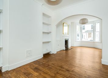 Thumbnail 3 bed flat to rent in Burnthwaite Road, London