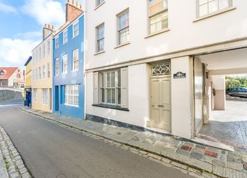 Thumbnail 1 bed flat to rent in 8 Lower Hauteville, St. Peter Port, Guernsey
