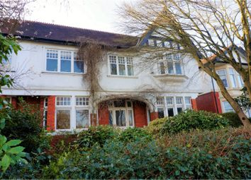 Thumbnail 5 bed semi-detached house for sale in Lake Road West, Cardiff