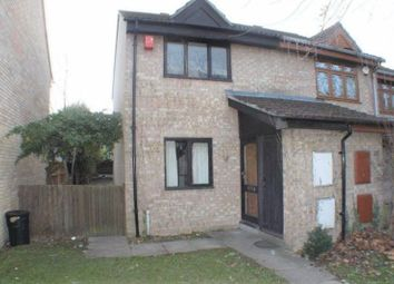 Thumbnail 2 bed semi-detached house to rent in Leathart Close, Hornchurch
