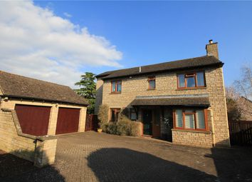 Thumbnail 4 bed detached house for sale in The Pines, Greet, Cheltenham, Glos