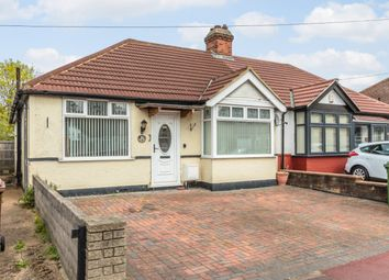 Thumbnail 2 bedroom bungalow for sale in Mayswood Gardens, Dagenham, London