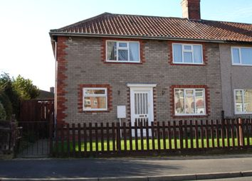 Thumbnail 2 bedroom end terrace house to rent in Malvern Road, Billingham
