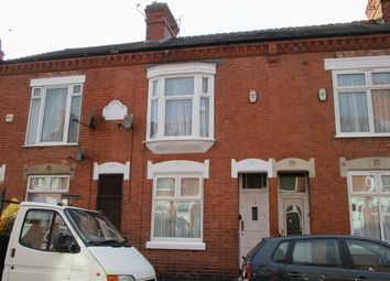 Thumbnail 3 bed terraced house to rent in Royal Road, Leicester