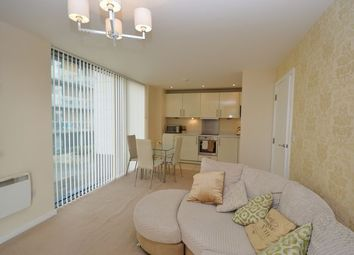 Thumbnail 2 bed flat to rent in Meadowside Quay Walk, Glasgow Harbour, Glasgow, Lanarkshire G11,