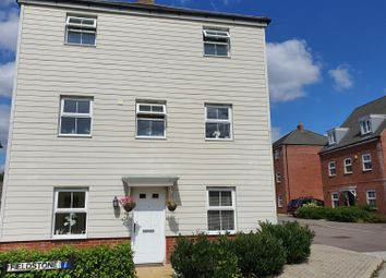 Thumbnail 5 bed detached house for sale in Fieldstone, Houghton Regis, Dunstable