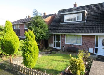Thumbnail 2 bed end terrace house for sale in Billington Close, Eggbuckland, Plymouth