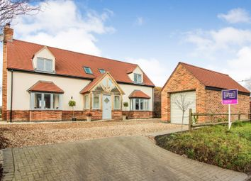 Thumbnail 4 bed detached house for sale in East Hanney, Wantage