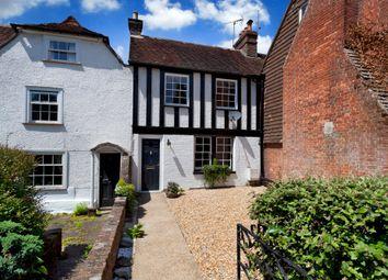 Thumbnail 3 bed terraced house to rent in Church Street, Warnham, Horsham