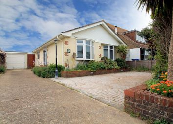 Thumbnail 4 bed detached bungalow for sale in The Meadway, Shoreham-By-Sea