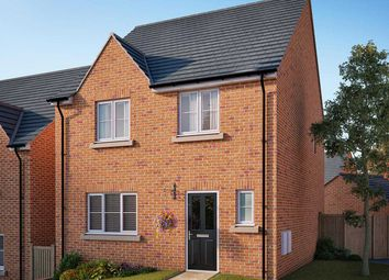 "Thumbnail 4 bed detached house for sale in ""The Mylne"" at Spellowgate, Driffield"