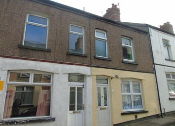 Thumbnail 2 bed terraced house for sale in Caradoc Street, Pentwyn, Pontypool