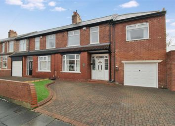 Thumbnail 4 bed semi-detached house for sale in Hazel Avenue, North Shields