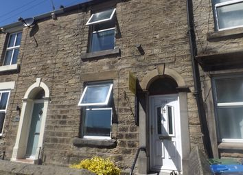 Thumbnail 2 bed terraced house to rent in Market Street, Hollingworth