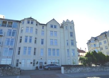 Thumbnail 2 bed flat to rent in Penthouse Apartment, The Majestic, Rhos On Sea