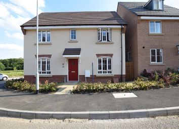 Thumbnail 3 bed detached house for sale in Spinner Way, Woodford Halse, Daventry