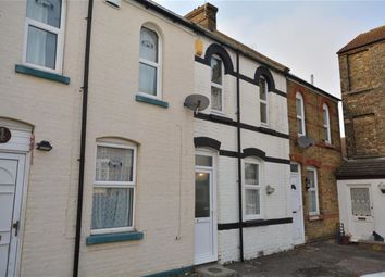 Thumbnail 2 bed terraced house for sale in Milton Square, Margate, Kent