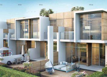 Thumbnail 4 bed town house for sale in Sahara, Akoya Oxygen, Dubai Land, Dubai
