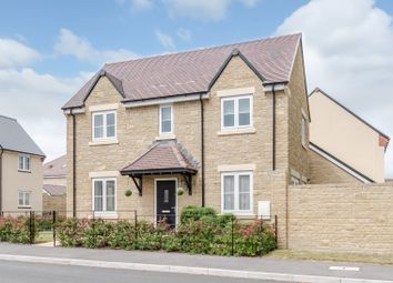 Thumbnail 3 bed detached house for sale in Gilmore Road, Malmesbury
