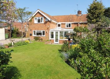 Thumbnail 4 bedroom semi-detached house for sale in High Street, Marsham, Norwich