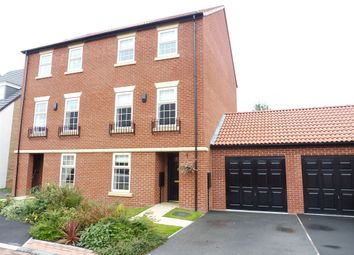 Thumbnail 4 bed semi-detached house for sale in Renison Court, Leeds