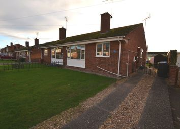 Thumbnail 2 bed semi-detached bungalow for sale in Windsor Drive, Market Drayton