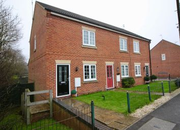 Thumbnail 2 bed semi-detached house to rent in Eldon Street, Tuxford
