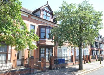 Thumbnail 6 bed terraced house for sale in Fosse Road South, Leicester