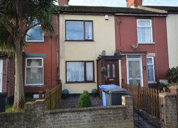 Thumbnail 3 bedroom terraced house for sale in Kirkley Run, Lowestoft