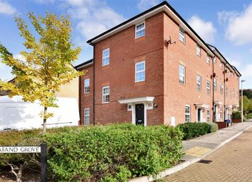 3 bed town house for sale in Sarafand Grove, Strood, Rochester, Kent ME2