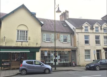 Thumbnail 1 bed flat to rent in High Street, Lampeter