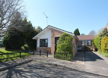 Thumbnail 3 bed detached bungalow for sale in Brookfield Avenue, Barry
