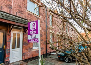 Thumbnail 2 bed terraced house to rent in Lindum Street, Doncaster