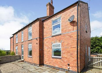 Thumbnail 4 bed semi-detached house for sale in Sealwood Farm, Sealwood Lane, Overseal, Swadlincote
