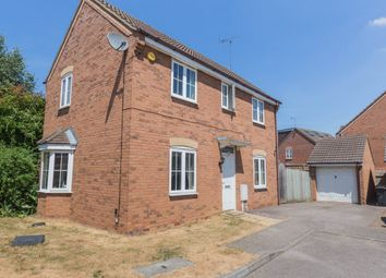 Thumbnail 3 bed detached house for sale in Ebbw Vale Road, Irthlingborough, Wellingborough