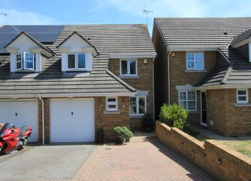 3 bed semi-detached house for sale in Page Close, Bean, Dartford, Kent DA2