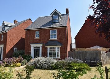 Thumbnail 4 bed detached house for sale in Hawkins Road, Hillside Gardens, Exeter