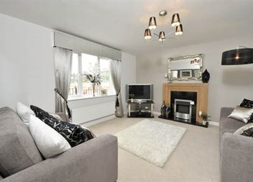 "Thumbnail 3 bed detached house for sale in ""The Hatfield"" at Newcastle Road, Shavington, Crewe"