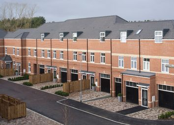 Thumbnail 2 bed town house for sale in Stannington Mews, Off Green Lane, Stannington