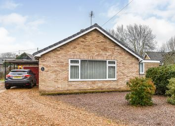 Thumbnail 3 bed detached bungalow for sale in Ffolkes Place, Runcton Holme, King's Lynn