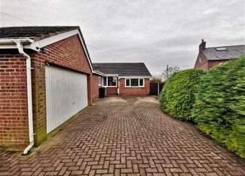 Thumbnail 3 bed bungalow to rent in Birch Lane, Stanthorne, Middlewich