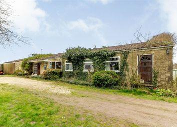 Thumbnail 4 bed detached bungalow for sale in Station Road, Enslow, Kidlington, Oxfordshire