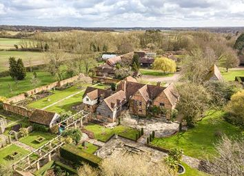 Thumbnail 5 bed detached house for sale in Castle End Road, Ruscombe, Berkshire