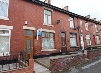 Thumbnail 3 bed terraced house to rent in Grosvenor Street, Radcliffe, Manchester