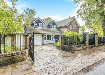 Thumbnail 4 bed detached house for sale in Beamwood Cottage, Somerford, Nr. Congleton, Cheshire