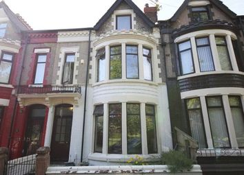 Thumbnail 5 bed terraced house for sale in Carstairs Road, Fairfield, Liverpool