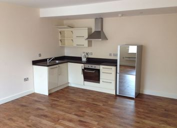 Thumbnail 2 bed flat to rent in Wellington House, Rutland Street, Leicester