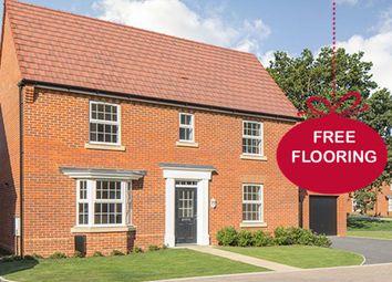 "Thumbnail 4 bed detached house for sale in ""Layton"" at Green Lane, Barnard Castle, Barnard Castle"