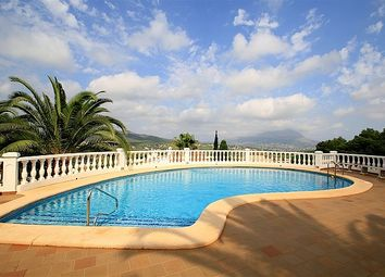 Thumbnail 3 bed bungalow for sale in 03726 Benitachell, Alicante, Spain